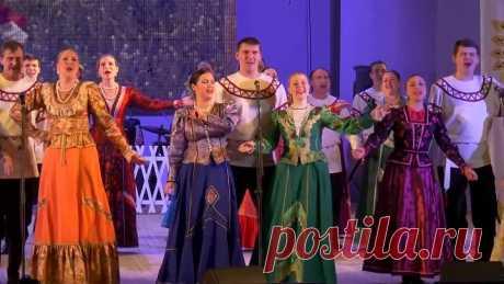 Уральский народный хор  - Матушка Россия