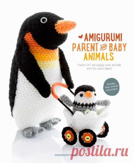 Альбом «Amigurumi parent and baby animals/Amigurumi животные родитель и ребенок/»