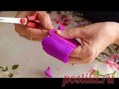Kwiat do palmy II - Instruktaż