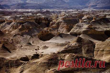 Мертвое море в фотографиях