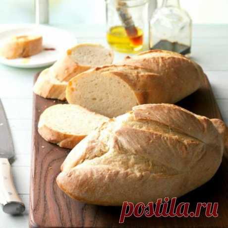 👌 Домашний хлеб по итальянскому рецепту, рецепты с фото Домашний хлеб или магазинный? Конечно домашний, и думать тут нечего. О преимуществах собственноручно приготовленного хлеба не стоит много говорить — и так всем это известно. Сегодн...