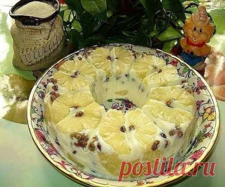 Творожный десерт Старая Рига - С нами вкусно! - медиаплатформа МирТесен