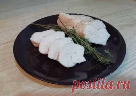(9) Куриная грудка су-вид - пошаговый рецепт с фото. Автор рецепта Анатолий Архипенко . - Cookpad
