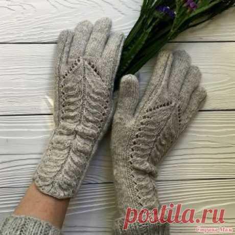 . Вяжем перчатки. Видео-МК часть 3 Я очень рада, что мои перчаточки Перья были тепло приняты вами, мои дорогие рукодельницы! По ходу публикаций первых двух частей МК Часть 1https://www.stranamam.ru/
