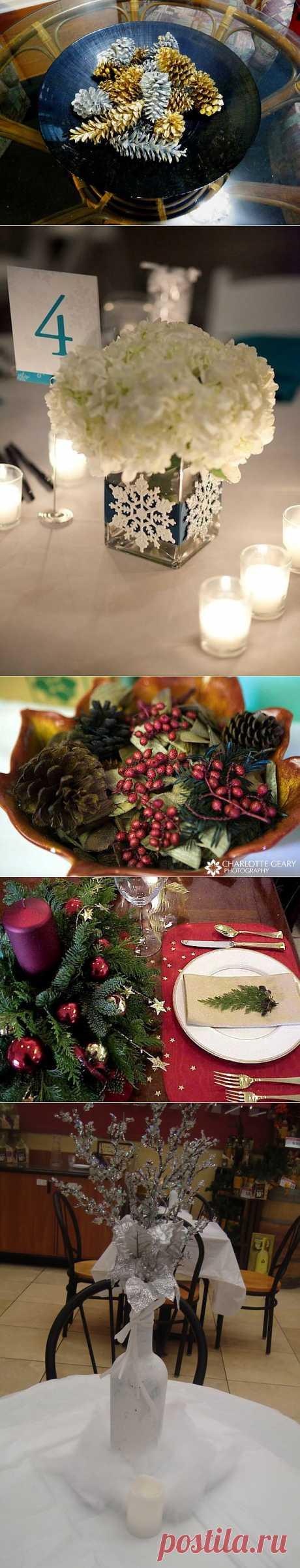 5 легкий и быстрых идей для оформления дома на новогодние праздники