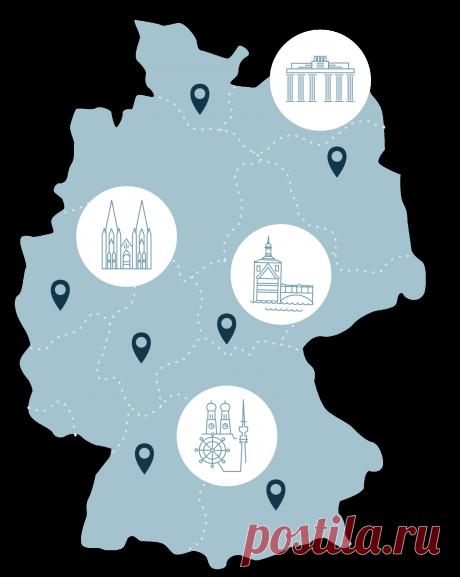 Ваша стратегия переезда в Германию