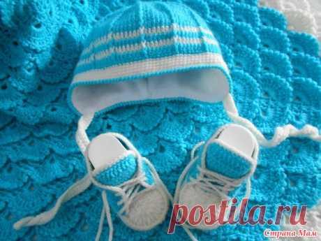 Вязаные подарки для малышей - Вязание - Страна Мам