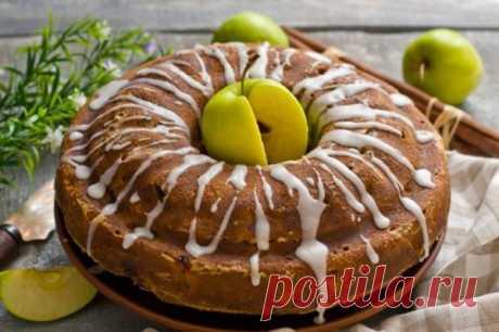 Яблочная шарлотка вкусный пирог. Простой и нежный пирог на все случаи жизни!