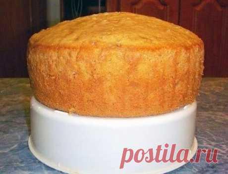 Как приготовить бисквит простой на лимонаде - рецепт, ингредиенты и фотографии