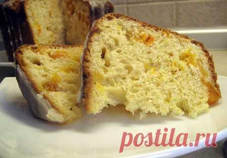 Панеттоне или кулич к Пасхе Рецепт этого панеттоне лежал у меня несколько лет, нашла его на одном итальянском сайте. И только в прошлом году, на Пасху, его впервые сделала. Вообще это традиционная итальянская выпечка. Готовить тесто довольно долго, зато получится очень пышный и ароматный ...