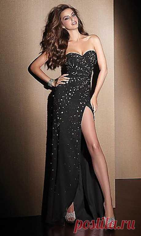 Платье  Арт № Sdk 01 Размер: XS,  S,  M,  L,  XL Ткань: высококласный шифон , Swarovski
