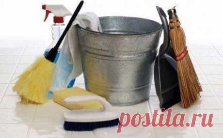 Как поддерживать чистоту в доме?