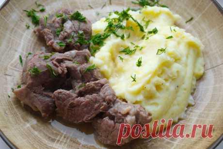 Это мой самый простой способ приготовить очень вкусную говядину с самых дешевых костей | Домашняя кухня | Яндекс Дзен