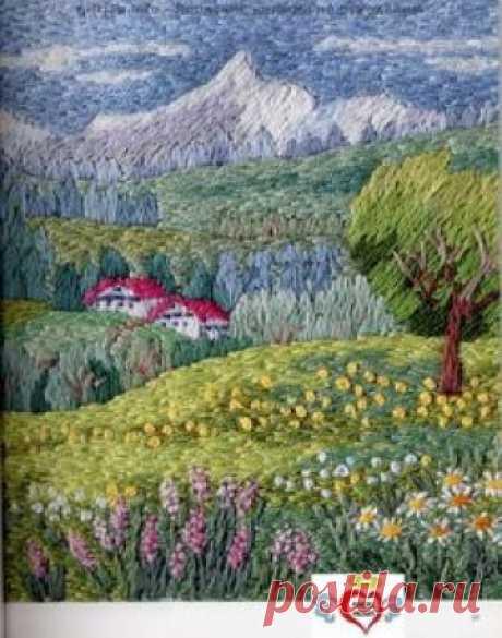Gallery.ru / Фото #8 - Embroidery paiting - simplehard
