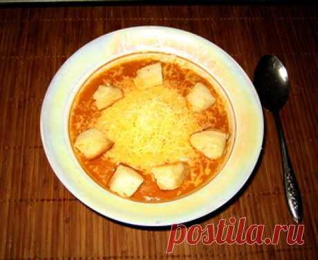 Турецкий чечевичный суп-пюре рецепт с фотографиями