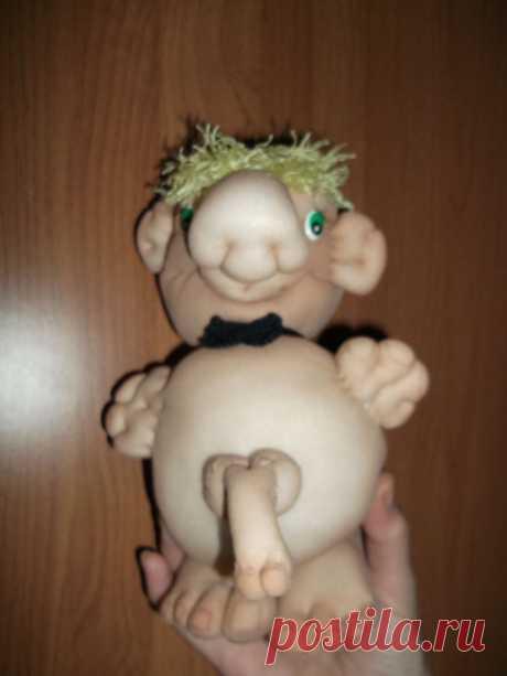 Кукла из капроновых колготок мастер-класс для начинающих