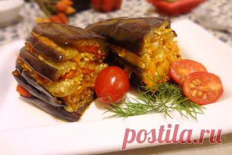 Баклажаны «По-турецки» – ну, очень вкусные, у турков стоит поучиться их готовить - Женский журнал
