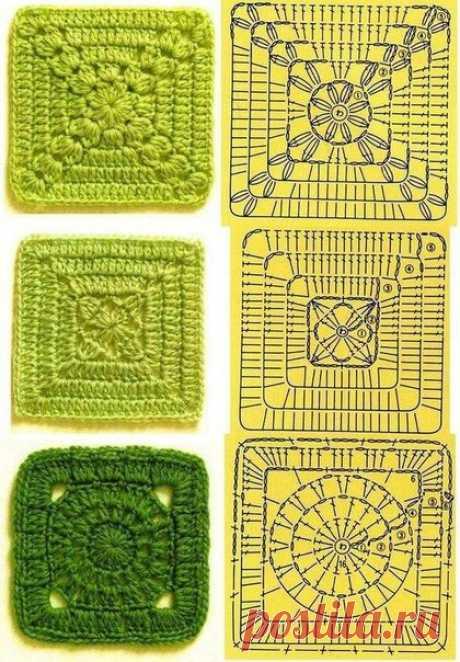 Схемы вязания / Необычные поделки