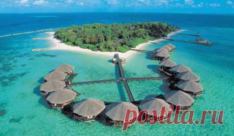 Чем так хороши Мальдивы?   Живой фотоблог :-)