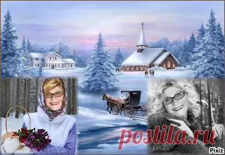 Наши предки в канун Рождества обязательно клали на стол пучок свежего сена — в память о яслях, в которых родился Иисус.