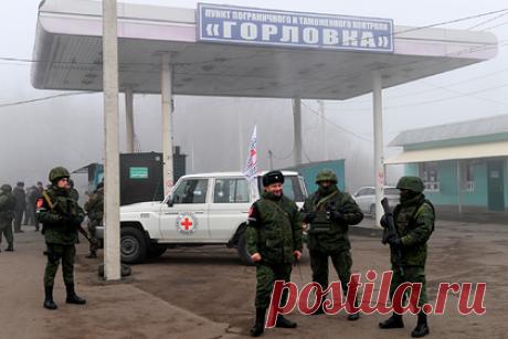 В ДНР заявили об обмене пленными с Украиной до Пасхи: Украина: Бывший СССР: Lenta.ru