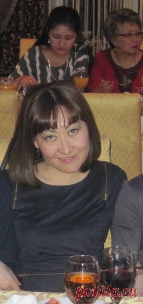 Гульназ Альжанова