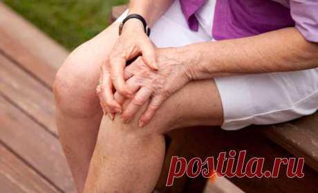 Сказочное болеутоляющее самодельное средство! Лечит ваши колени и восстанавливает кости и суставы...