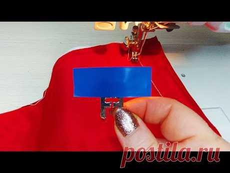 Швейные уловки и хитрости, которые облегчают мне шитьё и ремонт одежды (подборка № 4)