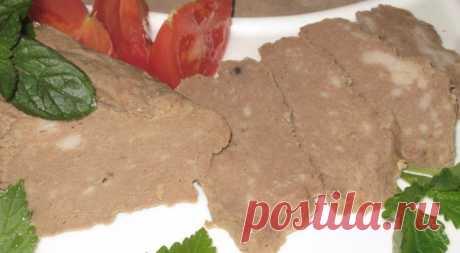 Колбаса печеночная «Сельская»