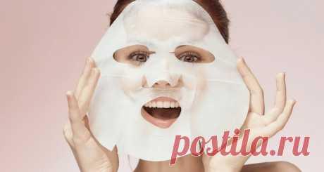 10+ лучших тканевых масок, которые реально работают | BELORIS beauty market | Яндекс Дзен