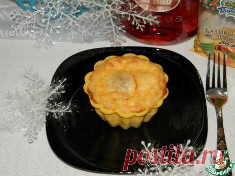 Горячая закуска «Новогоднее чудо» Кулинарный рецепт
