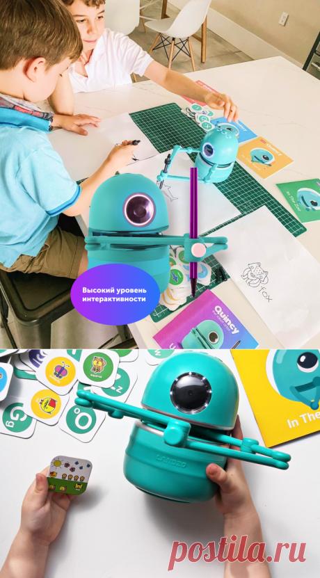 Робот художник Quincy. Первая игрушка, которая умеет рисовать сама и научит этому вашего ребенка Учит рисовать по шагам Хотите, чтобы ребенок вырос творческим и одаренным? Рисование – один из полезнейших навыков для ребенка. Рисование формирует: Точность зрения и наблюдательность Координацию движений и мелкую моторик Воображение Аккуратность, усидчивость при рукоделие начинки для тарталеток