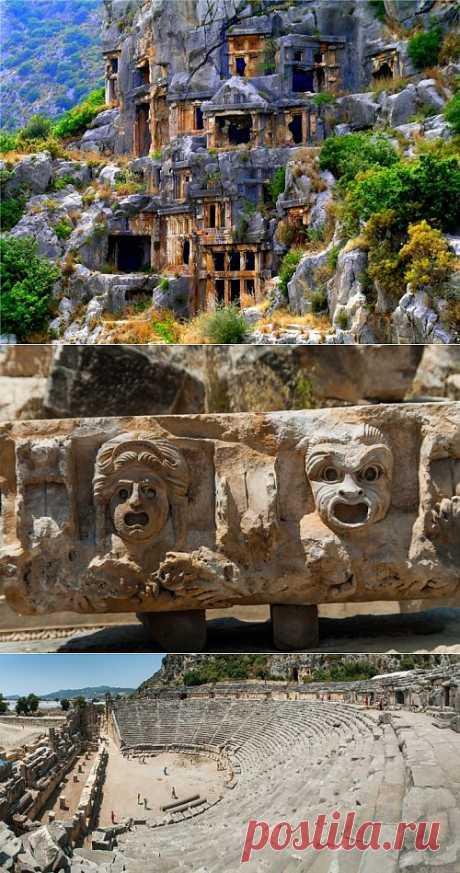 (+1) тема - Древний город Мира | НАУКА И ЖИЗНЬ