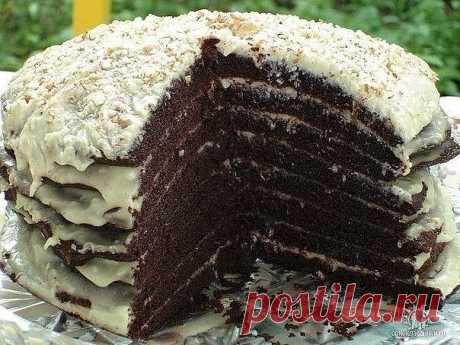 6 рецептов шоколадных тортиков! | OK.RU