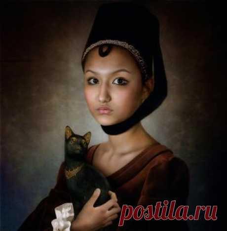 Svetlana Melik-Nubarova - профессиональный фотограф