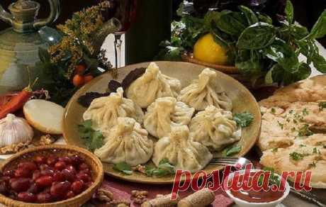 Грузинская кухня | Готовим дома