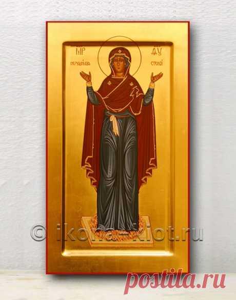 Икона Нерушимая стена, икона Божьей Матери Нерушимая стена, купить икону, заказать икону, магазин икон.