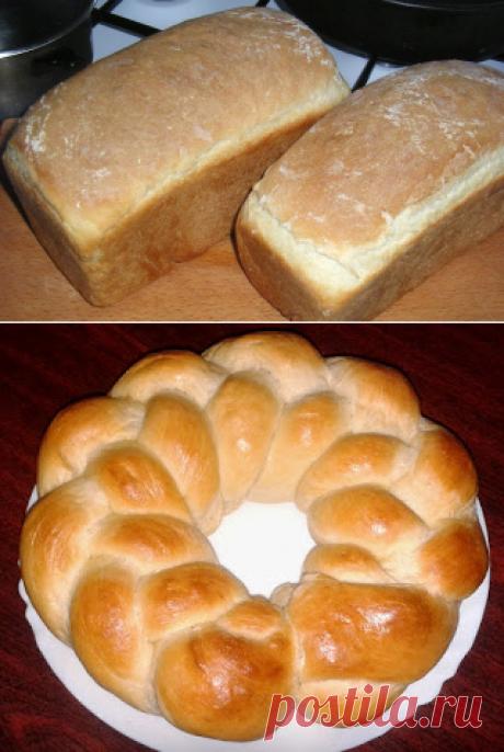 На кухне: Домашний хлеб