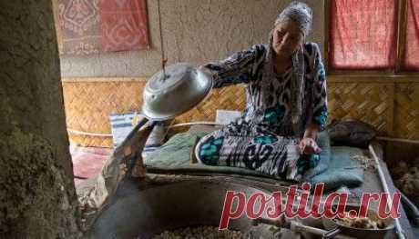 Как делают узбекский шёлк и ковры? Базары Ферганcкой области и Андижан