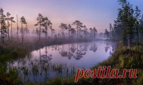 Завораживающие пейзажи Фёдора Лашкова;) | Фотоискусство