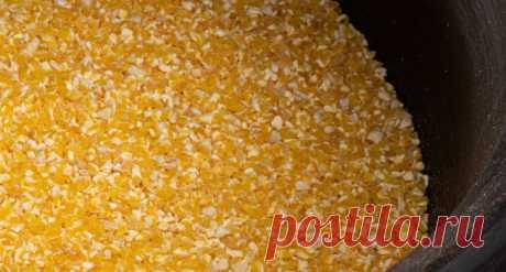 Кукурузная крупа – «Еда»