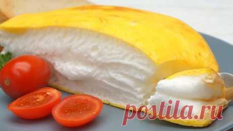 Необычайно вкусный и красивый омлет на сковороде