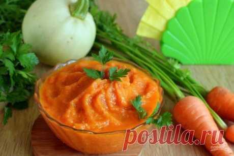 Кабачковая икра с морковью и луком - пошаговый рецепт с фото