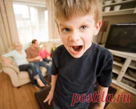 Что делать, если ребёнок произносит нецензурные слова ?