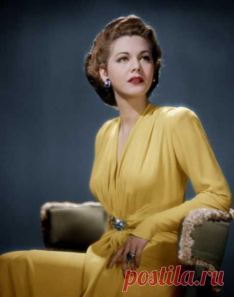 Королева Техниколора – Мария Монтес: foto_history