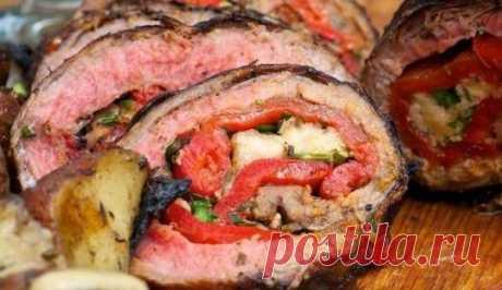 10 способов приготовления мясного рулета