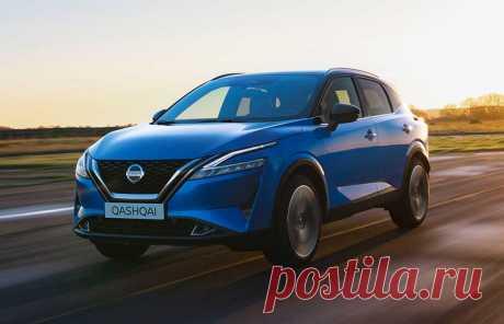 Паркетник Nissan Qashqai 2022: фото, видео, цена, характеристики