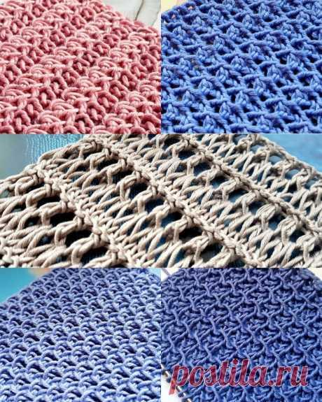 Самые топоые мастер-классы узоров для вязания на спицах, которые накопились на моём канале за последние пол года. Рекомендую! | Asha. Вязание и дизайн.🌶 | Яндекс Дзен