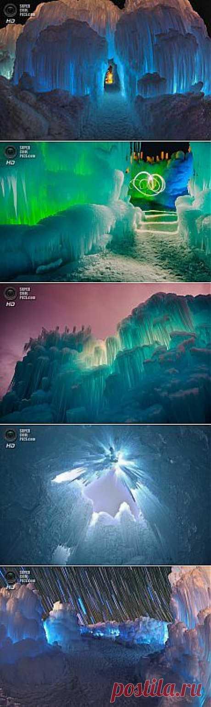 (+1) тема - «Ледяные замки» — прощание с зимой   ЛЮБИМЫЕ ФОТО