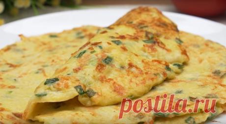 Сытный завтрак за 10 минут - Четыре вкуса - медиаплатформа МирТесен